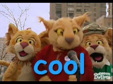 The Many Meanings of Cool  - Between the Lions