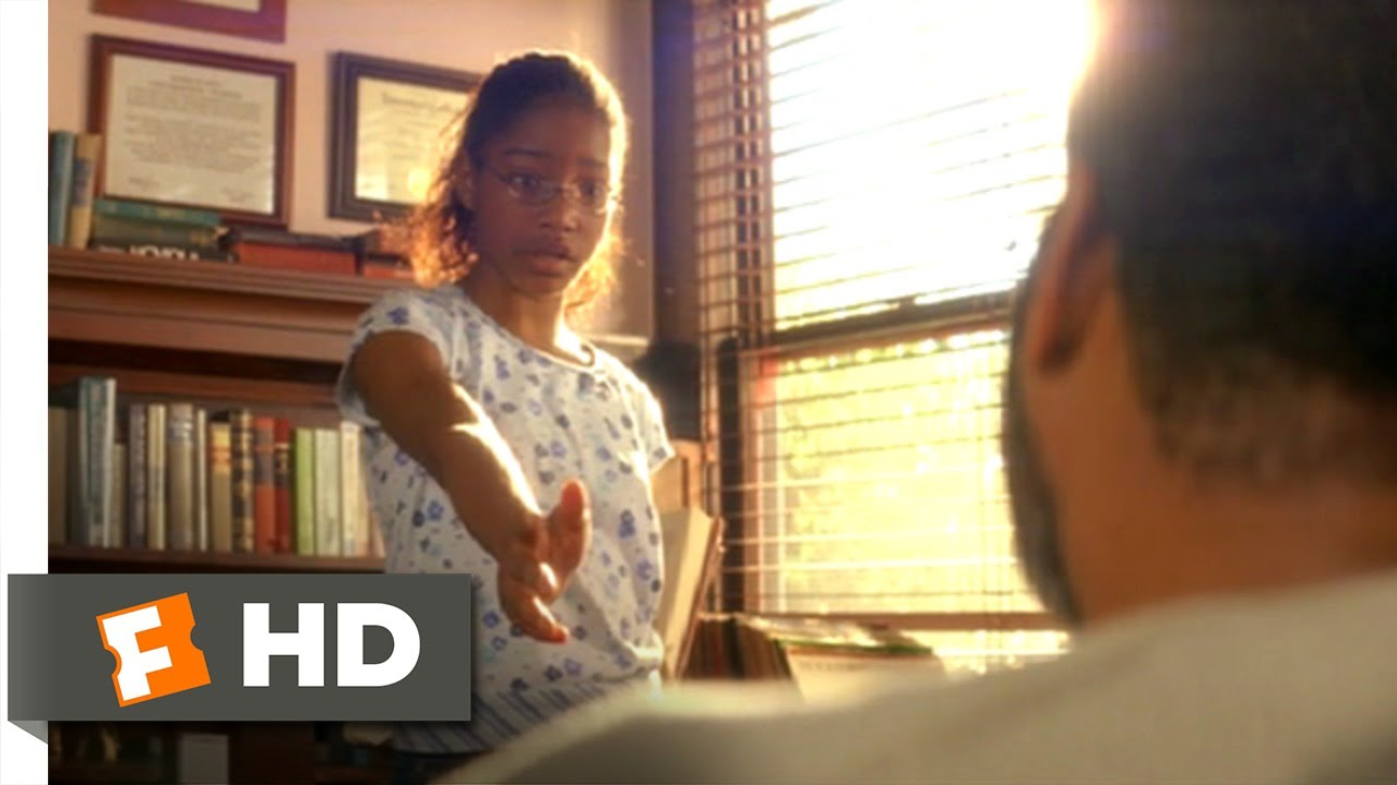 Akeelah and the Bee (3/9) Movie CLIP - Our Deepest Fear