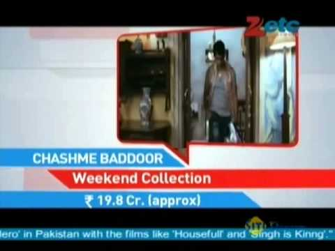 Chashme Baddoor : Box-Office Collection