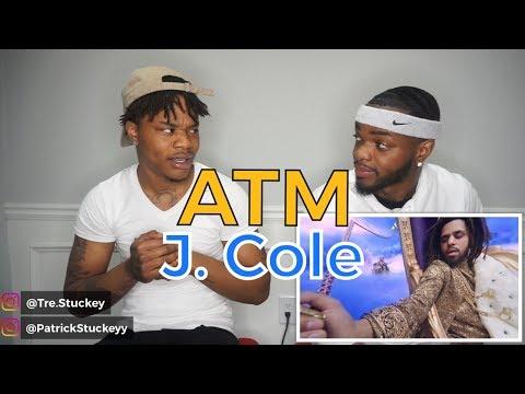 J. Cole - ATM - (REACTION)