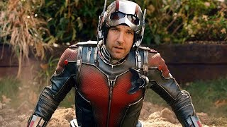 Scott Lang Training Scene - Ant-Man (2015) Movie CLIP HD