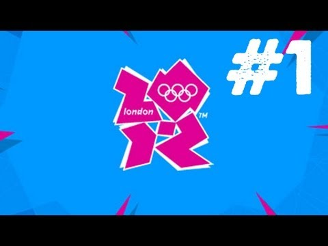 London 2012: The Official Video Game of the Olympic Games Walkthrough: Part 1 First Look