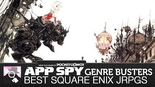 The best Square Enix JRPGs on iOS