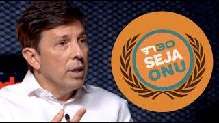 AGENDA 2030: João Amoêdo apoia globalismo da ONU