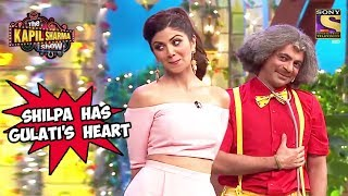Shilpa Has Gulati's Heart - The Kapil Sharma Show