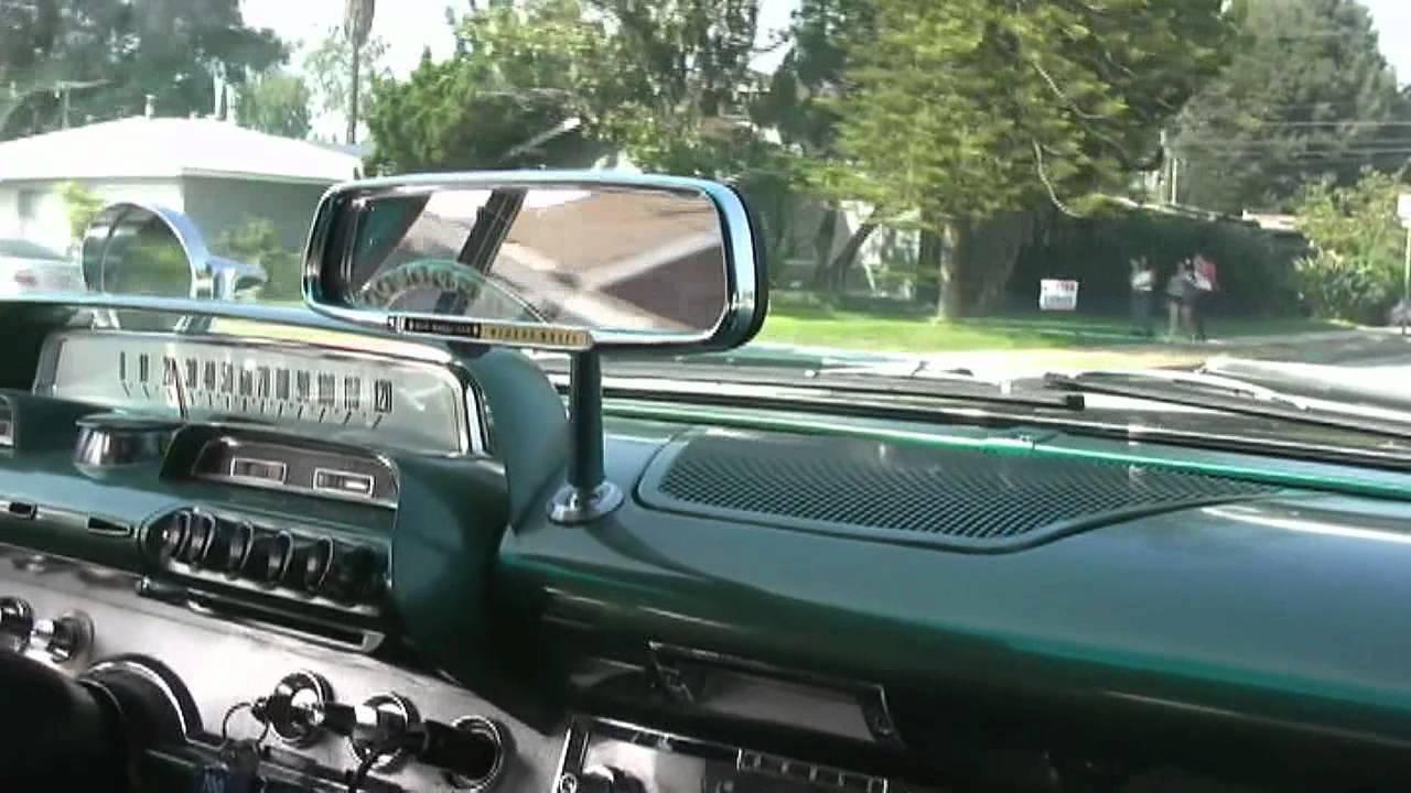 Driving 60 Dodge Polara Convertible Ram Induction HD.divx ...