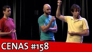 CENAS IMPROVÁVEIS #158