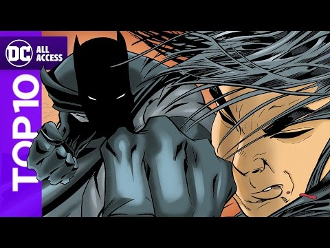 20 Batman Facts You (Probably) Didn't Know
