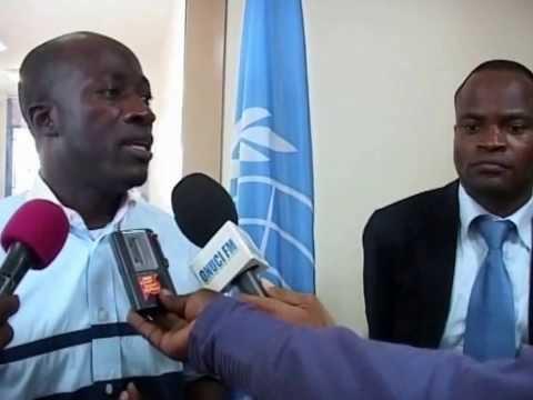 Actions de CHARLES BLE GOUDE, Président du COJEP, pour la Paix et la Réconciliation en Côte d'Ivoire