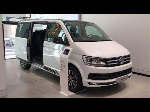 Volkswagen Multivan - Edition 30 2016 In detail review walkaround Interior Exterior