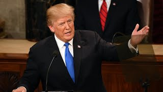 Key moments from Trump's State of the Union address