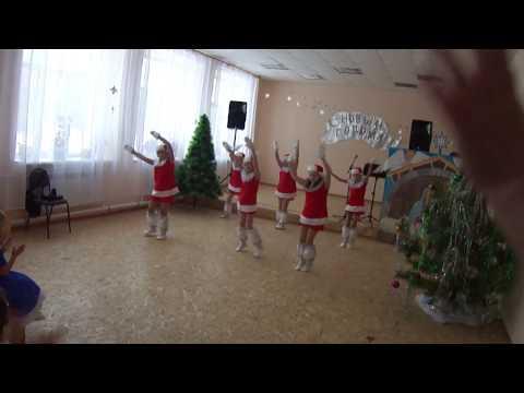 Танцевальный ансамбль ЗВЕЗДА - новогодний танец
