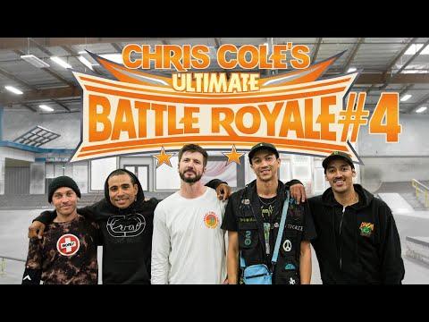 Chris Cole's Ultimate Battle Royale #4