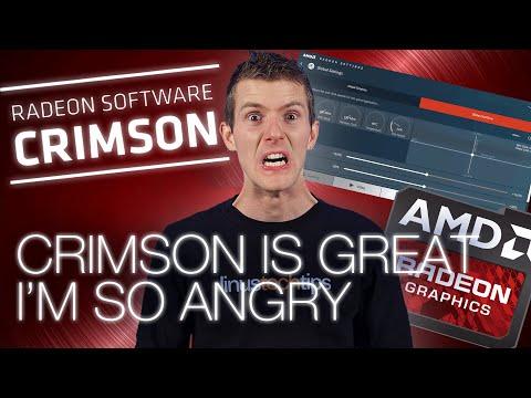 Radeon Settings: Crimson Edition Overview