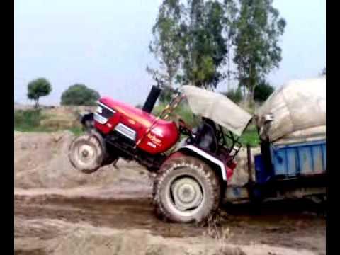 Tractor weelie by Harpreet Singh patiala
