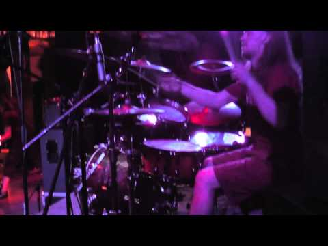"Jacek Gut - Banisher - ""Brutal Vasectomy"" - Live at Metal Blast, Cairo, Egypt"