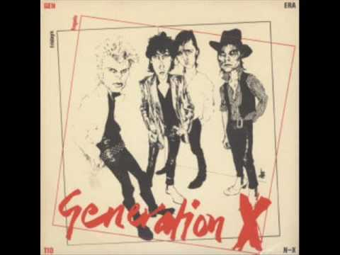 Generation X - Listen