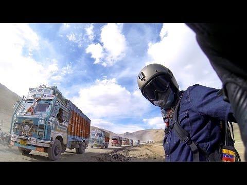 Álex Chacón, GoPro y la carretera más alta del mundo