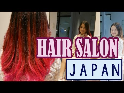 Hair Salon in JAPAN   B By C in GINZA   KimDao in JAPAN