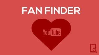 Programa Localizador de fãs do Youtube   Pixel Tutoriais