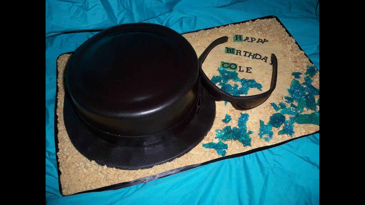 Breaking Bad Birthday Cakes Make a Breaking Bad Cake