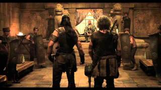 Trailer for Scorpion King 3: Battle For Redemption with Spanish Voice Over by CAST