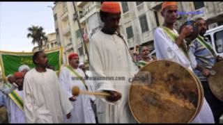 الشيخ أمين - مولد فى مدينه طنطا