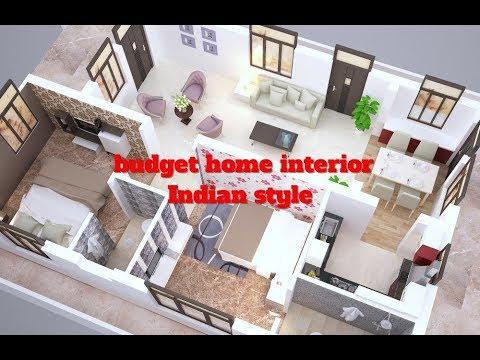 Best Small House Interior Design Idea Indian Style | Budget Home Interior    Home And Design Ideas