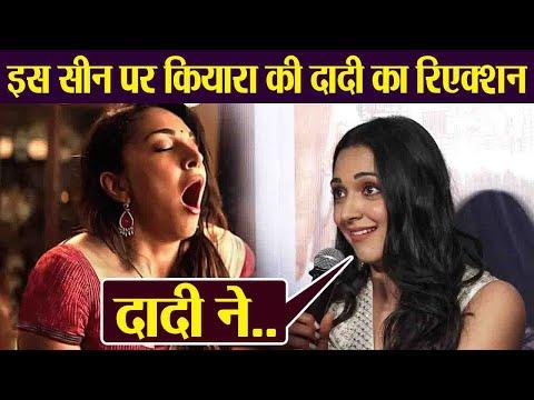 Kiara Advani reveals her grandmother reaction on vibrate scene in Lust Stories | FilmiBeat