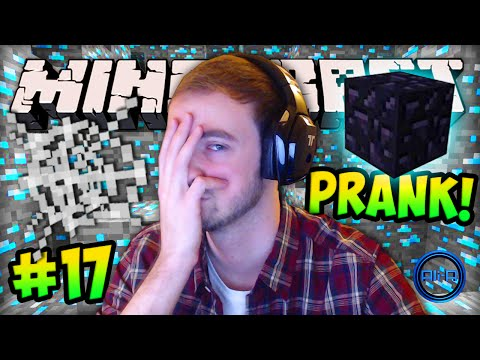 MINECRAFT (How To Minecraft) - w/ Ali-A #17 - PRANKED & DIAMONDS