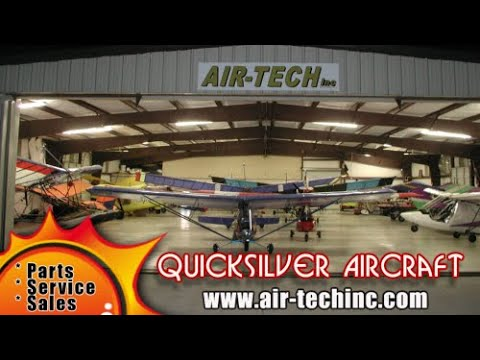 Quicksilver Aircraft. Quicksilver ultralight and experimental light sport aircraft