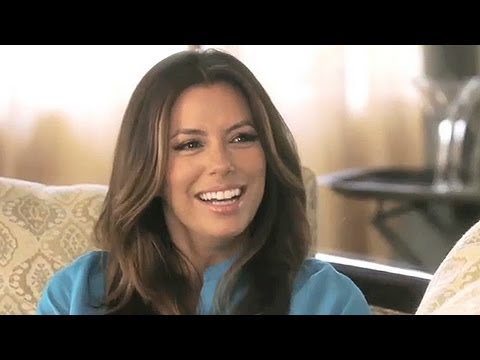 EVA LONGORIA on Dating After Divorce || THE CONVERSATION WITH AMANDA DE CADENET