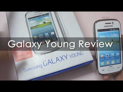 Samsung Galaxy Young Review a Budget Android Phone