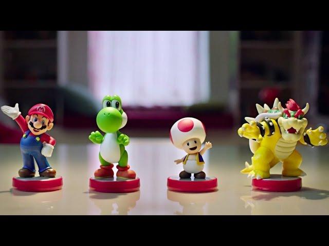 Mario Party 10 - Amiibo TV Commercial