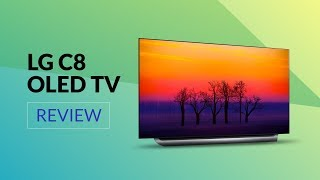 LG C8 4K HDR OLED ThinQ TV Review | Digit.in