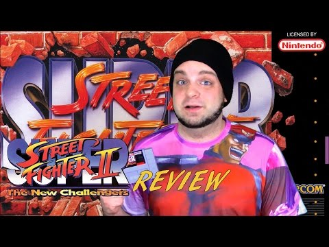 Super Street Fighter II Review - Street Fighter on SNES Week   RGT 85