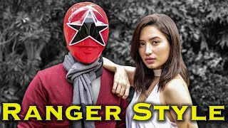 FAN FILM: Ranger Style - feat. Nicole Andersson [Power Rangers]