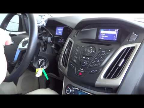 Microsoft Sync Tutorial - Ford Technology