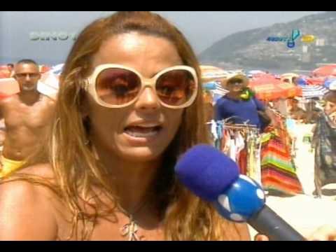 Sabrina sato e viviane araujo praia de ipanema 2009 panico na tv_bydino