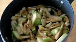 How to Make Winter Melon Tea 冬瓜茶作法