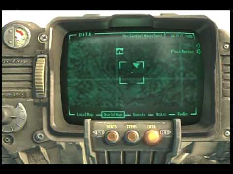 FO3 - The Terrible Shotgun Location! + Barter Bobblehead!