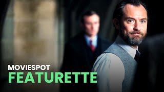 Fantastic Beasts: The Crimes of Grindelwald (2018) - Featurette - Distinctly Dumbledore