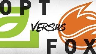 OPT vs. FOX - Week 2 Day 1   NA LCS Summer Split   OpTic Gaming vs. Echo Fox (2018)