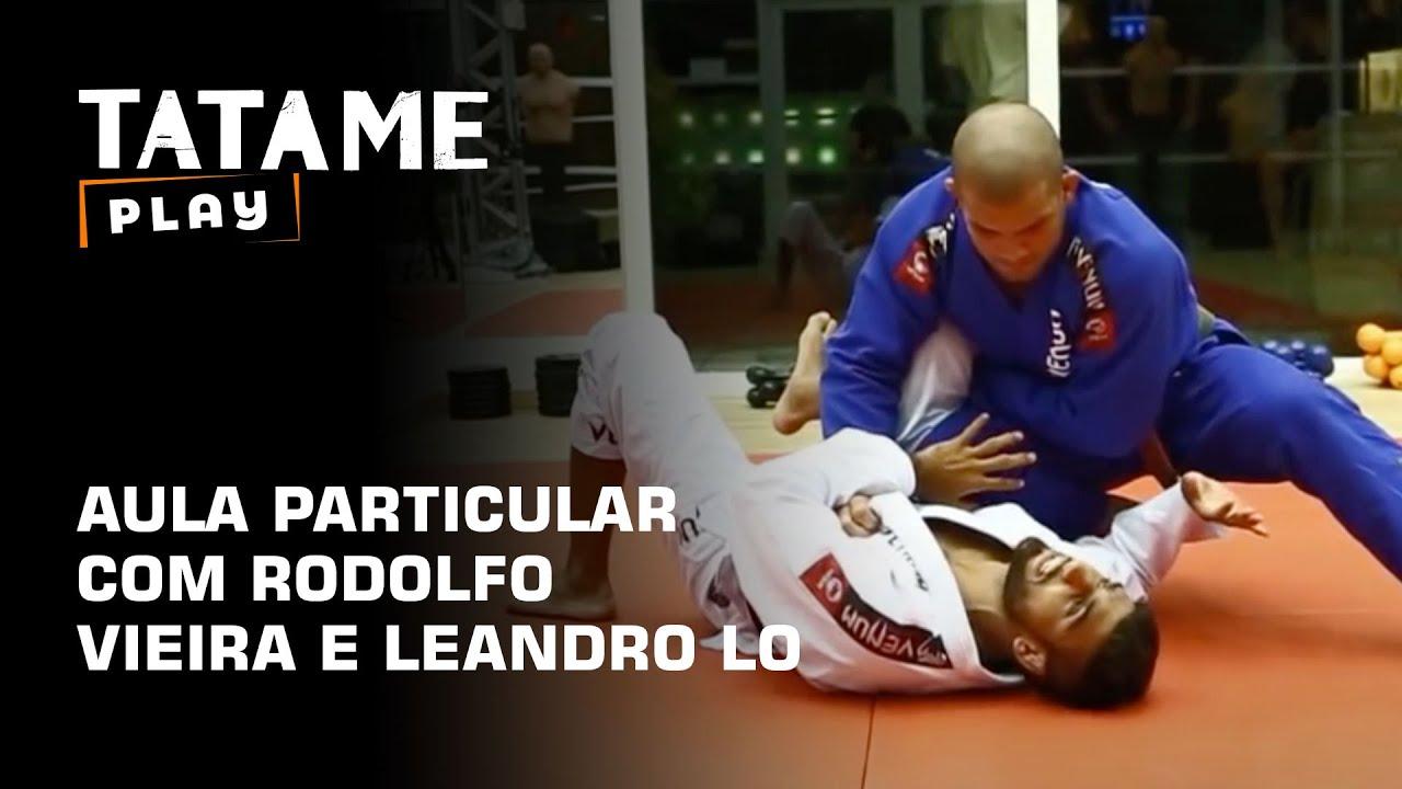 Rodolfo Vieira vs Cobrinha os Atletas Rodolfo Vieira