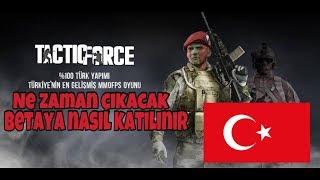 Tactic Force %100 Türk Yapımı Oyunu İnceledik
