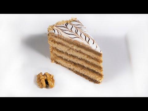 Eszterházy-torta (Szécsi Szilvi)