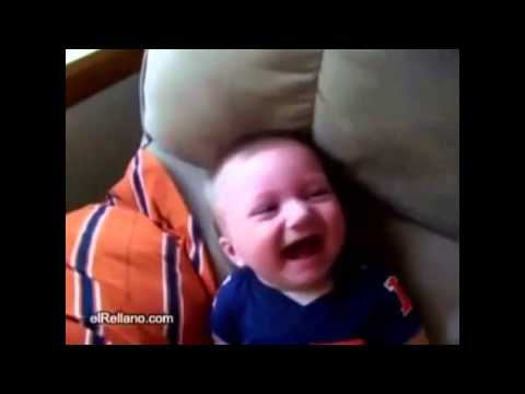 Top Ten: Risas contagiosas de bebés