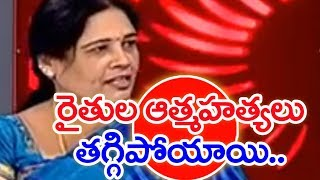 Congress And TDP Party Did Nothing For People Welfare |c Anitha Nayak | SUNRISESHOW #2
