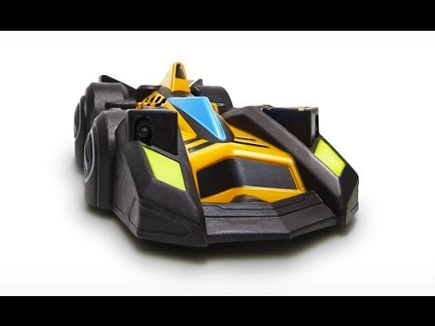 Air Hogs Zero Gravity Laser Car Review