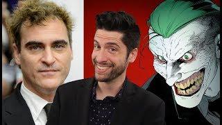 Joaquin Phoenix Is The Joker - My Thoughts